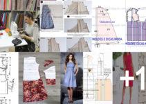 corte y confección: Aprende a Como hacer vestidos